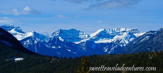 Banff National Park:  The Gem of Western Canada!