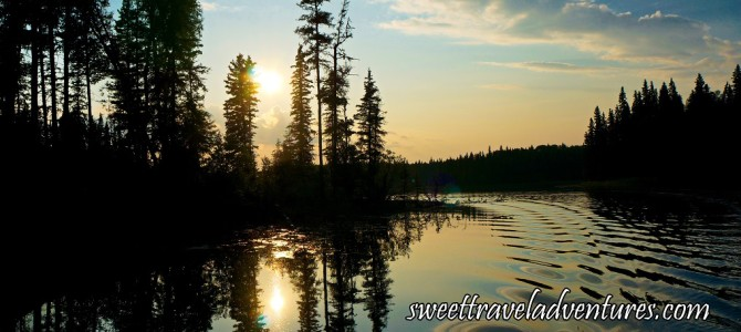 What Made the Sunset Cruise to Crean Lake So Memorable!