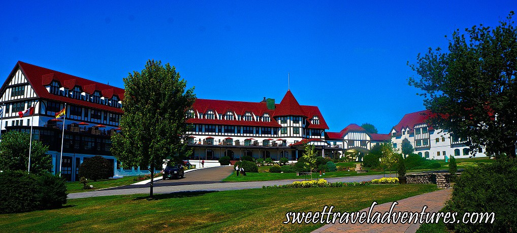 Indulging in Luxury Travel in New Brunswick!