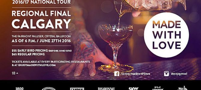 Win Tickets to Made With Love and Discover Calgary's Craft-Cocktail Scene!