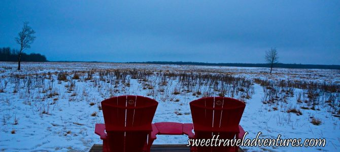 Go on a Romantic Winter Getaway to Edmonton!