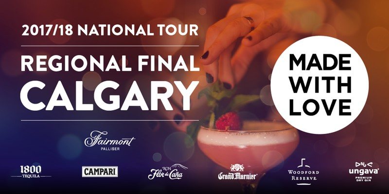Win Tickets to MADE WITH LOVE: Canada's Premier Mixology Competition!